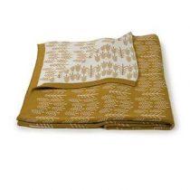 Esthex Forest Knit Deken 75 x 95 cm Baby & kinderkamer Geel Katoen
