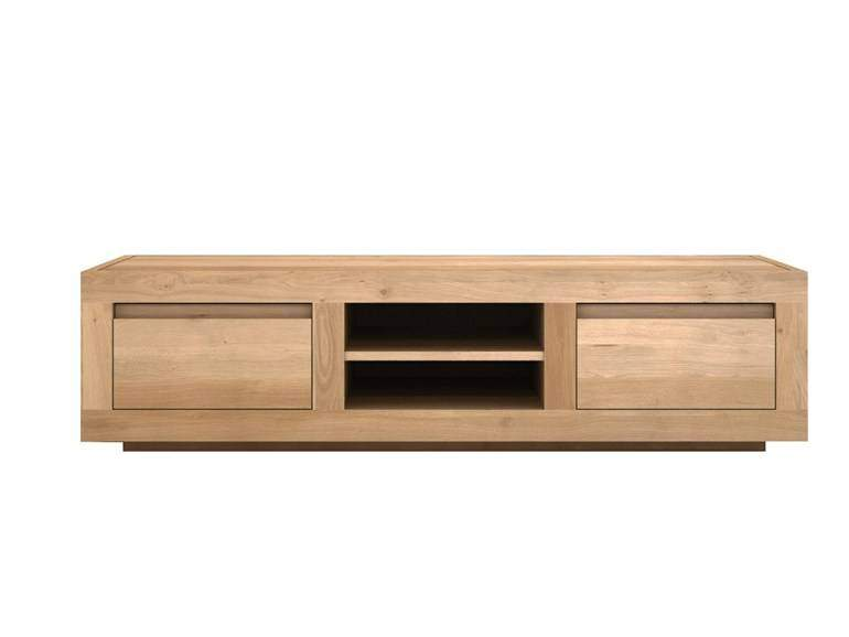 Ethnicraft Flat TV Cupboard tv meubelWoonkamer