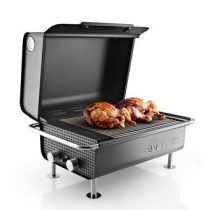 Eva Solo Box Gasbarbecue Barbecues Zwart RVS