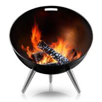 Eva Solo FireGlobe Vuurschaal Terrasverwarming Zwart Staal