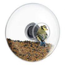 Eva Solo Window Bird Voederbol Ø 20 cm Vogelhuisjes & dierenverblijven Transparant Glas