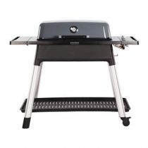 Everdure Furnace Gasbarbecue Barbecues Zwart Metaal
