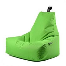 Extreme Lounging B-bag Mighty-b Outdoor Zitzak Stoelen Groen Polyester
