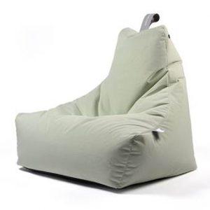 Extreme Lounging B-bag Mighty-b Outdoor Zitzak Zitzakken & loungekussens Groen Polyester