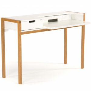 Woodman - Farringdon Laptop Desk with Drawer