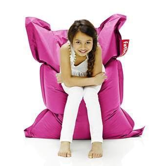 Fatboy Junior Zitzak Zitzakken & loungekussens Roze Textiel