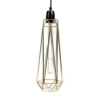 FilamentStyle Diamond #2 Hanglamp Verlichting Goud
