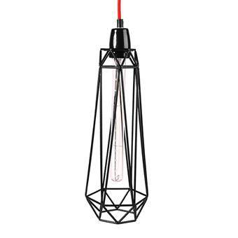 FilamentStyle Diamond #2 Hanglamp Verlichting Rood