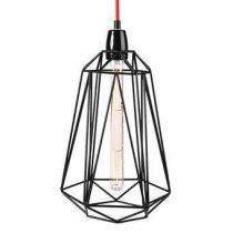 FilamentStyle Diamond #5 Hanglamp Verlichting Rood