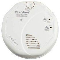 First Alert Combi CO- en Rookmelder Veiligheid & beveiliging Wit Kunststof