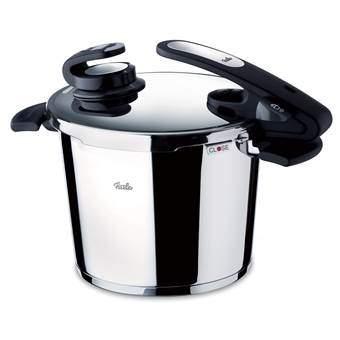 Fissler Vitavit Edition Snelkookpan 10 L Pannen Zilver RVS