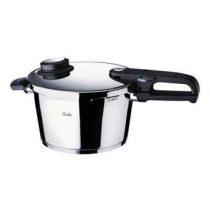 Fissler Vitavit Premium Snelkookpan 8 L Pannen Zilver RVS