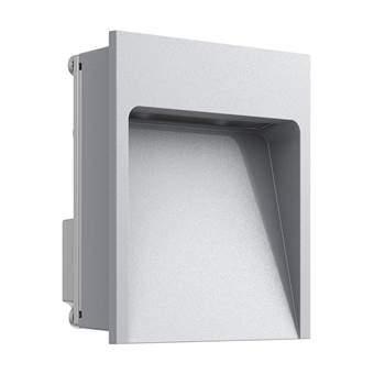 Flos My Way Wandlamp Buitenverlichting Grijs Aluminium