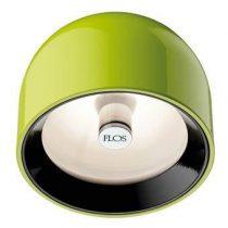 Flos Wan C/W Plafondlamp Verlichting Groen Aluminium