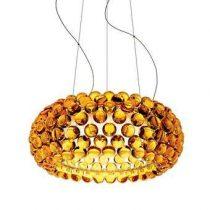 Foscarini Caboche Hanglamp Verlichting Goud Aluminium
