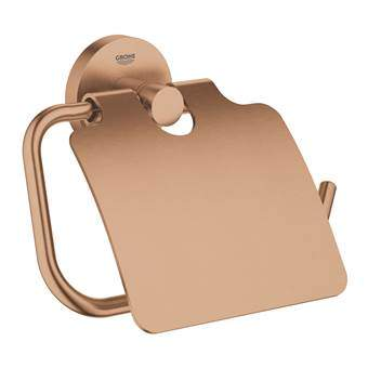 GROHE Essentials Toiletrolhouder Toiletaccessoires Koper Metaal