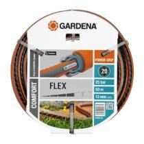 Gardena Comfort Flex Tuinslang 50 m Tuinbewatering Grijs