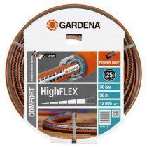 Gardena Comfort HighFlex Tuinslang 50 m Tuinbewatering Grijs