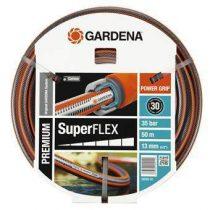 Gardena Premium SuperFlex Tuinslang 50 m Tuinbewatering Grijs