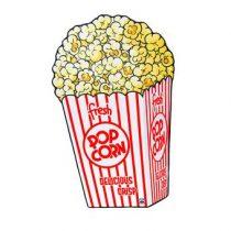 Gigantic Popcorn Strandlaken 150 cm Badtextiel Multicolor Katoen