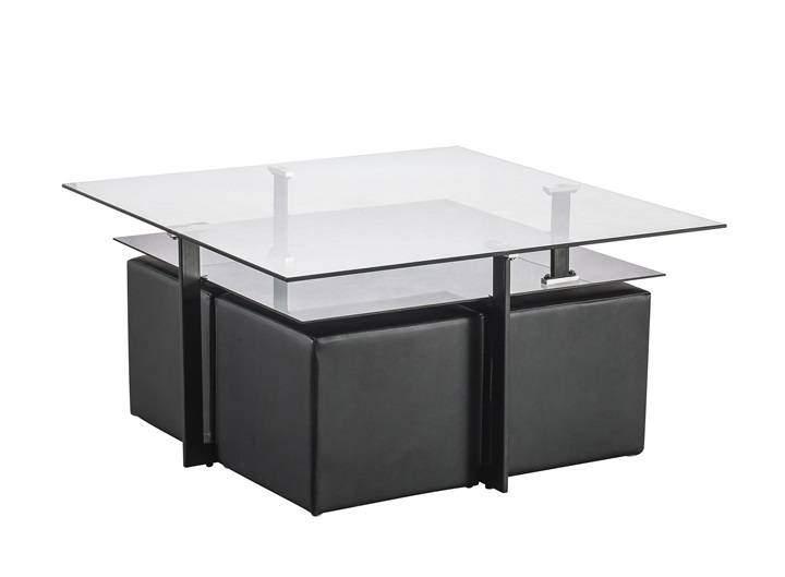 Glazen salontafel simple cm young furniture