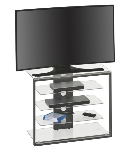 Glaze Tv Meubel.Glazen Tv Meubel Zippo Small