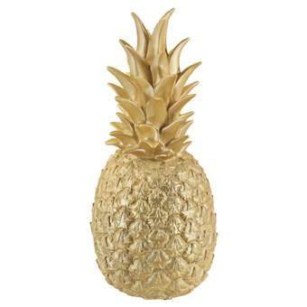 Goodnight Light Piña Colada Lamp limited edition Baby & kinderkamer Goud Kunststof