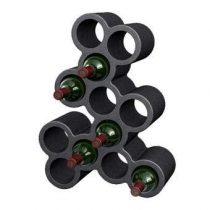 Goods Grape Wijnrek Wijn assortiment Zwart Kunststof