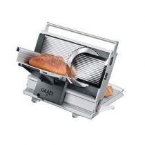 Graef 90 UNA Snijmachine  Keukenapparatuur Zilver Kunststof