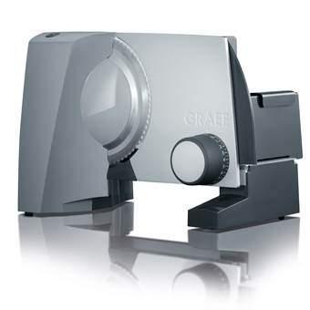Graef EVO E10 Snijmachine Keukenapparatuur Zilver Aluminium
