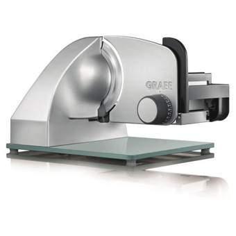 Graef M20 Master Snijmachine Keukenapparatuur Zilver Glas