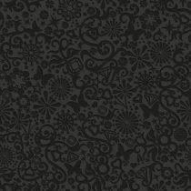 Graham & Brown Petit Pappilon Behang Marcel Wanders Wanddecoratie & -planken Zwart Papier