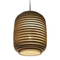 Graypants AUSI 8 Hanglamp Verlichting Bruin Karton