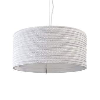 Graypants Drum 18 Hanglamp Verlichting Wit Glas