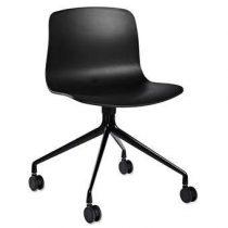 HAY About a Chair AAC14 Stoel Bureaus & bureaustoelen Zwart
