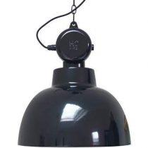 HKliving Factory Hanglamp L Ø 55 cm Verlichting Zwart Metaal