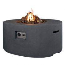 Happy Cocooning Cocoon Table Terrasverwarming Grijs Steen