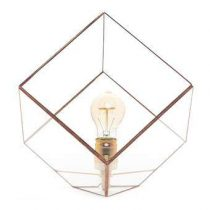 Hart & Ruyt Liv Tafellamp Verlichting Koper Glas