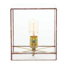 Hart & Ruyt Lou Tafellamp Verlichting Koper Glas