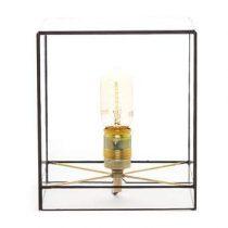 Hart & Ruyt Lou Tafellamp Verlichting Zwart Glas