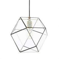 Hart & Ruyt Yaz Hanglamp Verlichting Zwart Glas