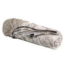 Hayka Strand Hoeslaken 90 x 200 cm  Slapen & beddengoed Beige Jersey
