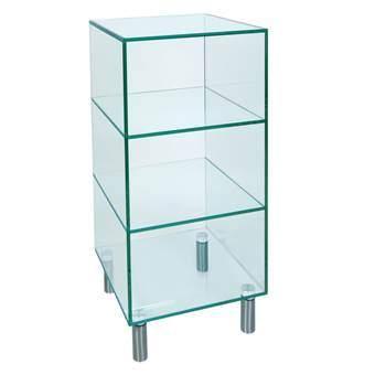 Helderr 59113H Kast Kasten Transparant Glas