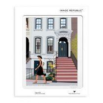 Image Republic Paolo Mariotti New York Poster 30 x 40 cm Wanddecoratie & -planken Multicolor Papier
