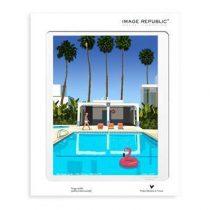 Image Republic Paolo Mariotti Palm Spring Poster 30 x 40 cm Wanddecoratie & -planken Multicolor Papier