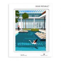 Image Republic Paolo Mariotti Rio Poster 30 x 40 cm Wanddecoratie & -planken Multicolor Papier