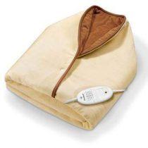 Inventum HB50 Elektrische Omslagdeken Slapen & beddengoed Bruin Polyester