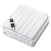 Inventum HN1300V Elektrische deken Slapen & beddengoed Wit Fleece