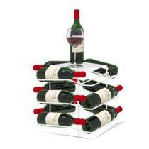 JUNESEVEN Vincent Wijnrek 12 flessen Wijn assortiment Wit Kurk