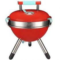 Jamie Oliver Park BBQ Barbecues Rood RVS